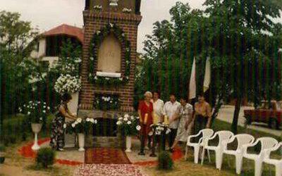 Kapliczka na Brzezinach