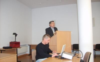 Zebranie Rady Osiedla Brzeziny – 27 stycznia 2009