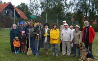 Sprzątanie Świata 2010 na Osiedlu Brzeziny