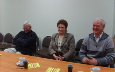 Zebranie Rady Osiedla – 1 luty 2011