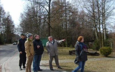 Wiosenny patrol na Osiedlu Brzeziny 27.03.2012r.