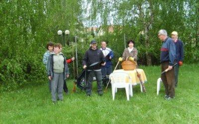 Wiosenne sprzątanie 2012 na Osiedlu Brzeziny