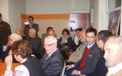 Spotkanie zPanem Prezydentem Olsztyna grudzień 2012 r.