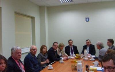 Zebranie Rady Osiedla Brzeziny – 2 marca 2010