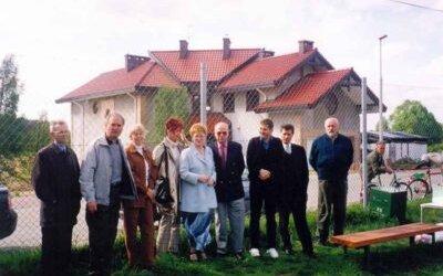 Majówka 2001 na Osiedlu Brzeziny