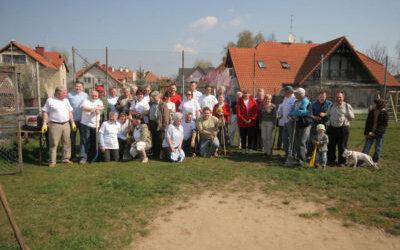 Dzień Ziemi 2008 na Osiedlu Brzeziny