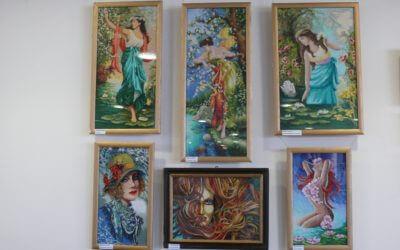 Ósma wystawa Grupy ART