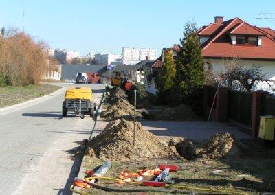 Budowa chodnika Gruszowe SadyIV2019 (1)