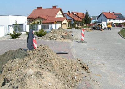 Budowa chodnika Gruszowe SadyIV2019 (2)