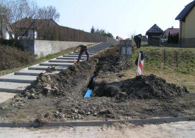 Budowa chodnika Gruszowe SadyIV2019 (3)