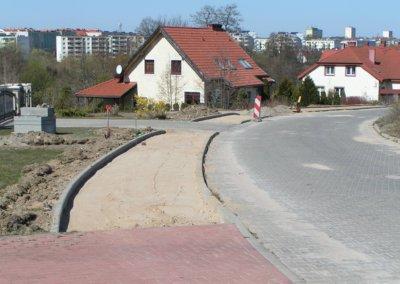 Budowa chodnika Gruszowe SadyIV2019 (5)