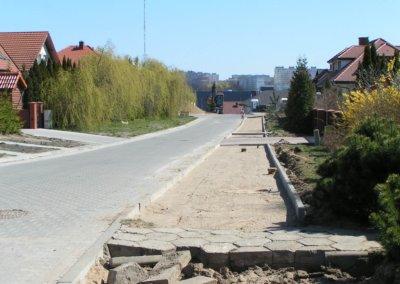 Budowa chodnika Gruszowe SadyIV2019 (6)