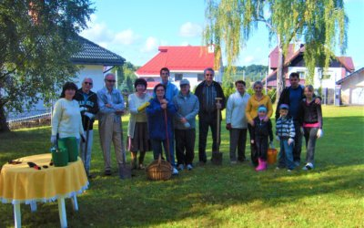 Sprzątanie Świata 2011 na Osiedlu Brzeziny