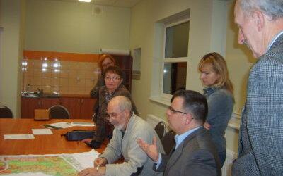 Zebranie Rady Osiedla Brzeziny 6. listopada 2012 r.